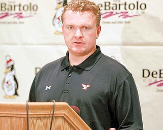 Youngstown State coach Eric Wolford said he's pleased with the team's preparations over the summer and is anxious for fall practice to begin today at Stambaugh Stadium.