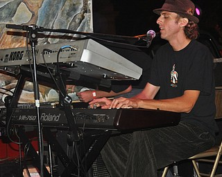 Jones For Revival on the Market Street Stage during VexFest 8.