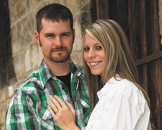 Eric Dow and Megan Jones