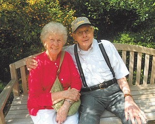 Eugene and Barbara Krystek, who recently celebrated 65 years of marriage, are Grandma and Grandpa to 19 grandchildren and great-grandchildren and are actively involved in their lives.