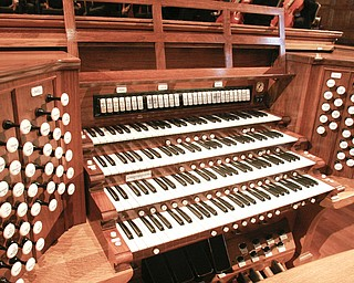 William d Lewis the Vindicator  Restored organ at Stambaugh Auditorium