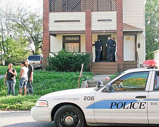 Youngstown police continue to investigate what may be the city's 15th homicide of 2011. Tequon J. Sharpe, 20, was found shot to death inside his home at 59 E. Judson Ave., on Saturday afternoon. A baby girl, who was unharmed, is believed to be the daughter of the victim.