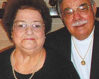 Mr. and Mrs. Eugene Calcagni