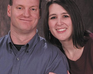 Kevin Gowdy and Christine Purnell