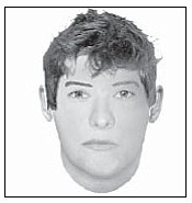 Cortland police are seeking information on a suspect in an abduction earlier this week. This is a sketch of the unidentified suspect.