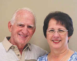 Mr. and Mrs. Richard Feorene