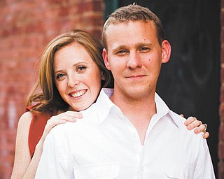 Kerri Rainbolt and James Thomas