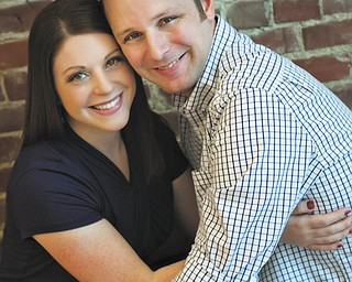 Stephanie Heckman and Jason Cuddy
