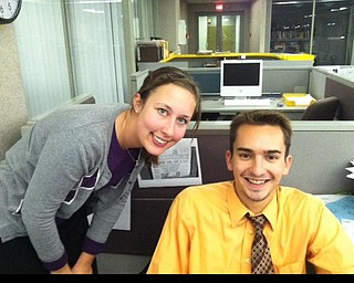 Reporters Ashley Luthern and Karl Henkel will report Black Friday events.
