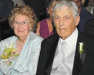 Mr. and Mrs. Wayne McCamon