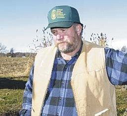 Bob Rea, a Columbiana farmer, is president of Associated Landowners of the Ohio Valley.