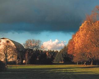 Speece Farm in September 2011. Taken by Lana Van Auker of Canfield.