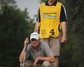 Jason Kokrak at the Nationwide Tour Championship at Daniel Island, ending October 30, 2011.