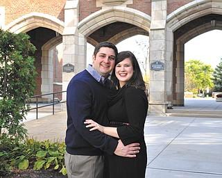 Andrew Lombardo and Tiffany Janis