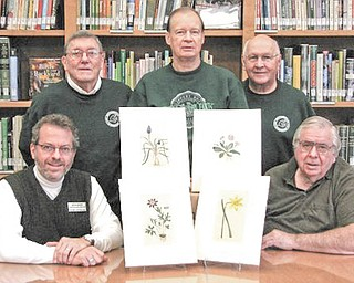 Committee members of the Men's Garden Club of Youngstown are planning the annual Winter Seminar, which will take place Feb. 18 at Fellows Riverside Gardens. Members are, from left, Keith Kaiser, Bob Fink, Bill MacPherson, John Kolar and Larry Tooker.