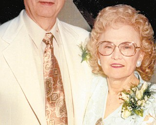Mr. and Mrs. Donald Sanfrey Sr.