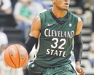 Cleveland State guard D'Aundray Brown, an Ursuline High grad and preseason first team All-Horizon League selection, is averaging 11.6 points, 4.9 rebounds and a league-best 2.5 steals per game for CSU (17-4, 7-2), which will play at Youngstown State on Saturday.