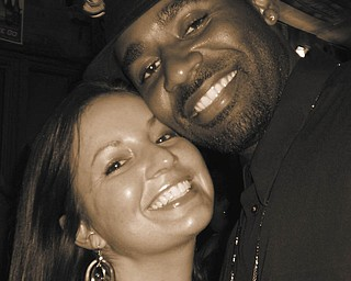 Denise Hill and Jason McCray