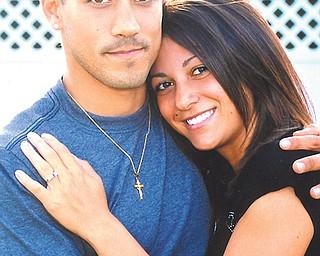 Jaclyn Mazias and Jacob Giuriceo