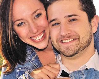 Kristi Rider and Dustin Schenker
