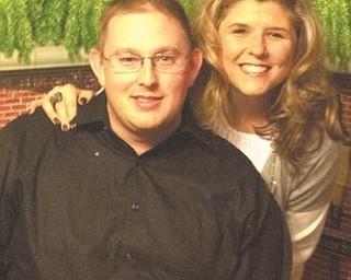 Mark Hunsicker II and Jenifer Boor