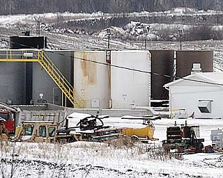 A brine-injection well owned by D&L Energy Inc. in Youngstown halted operations after a series of small earthquakes.