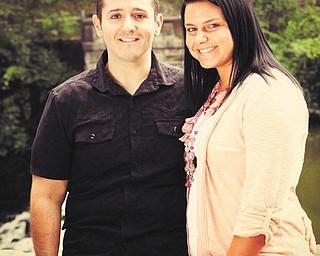 Michael Delia and Megan Fiedorczyk