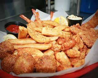 Bogey's Fishermen's Platter