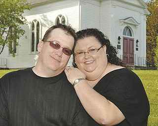 Ken Pasco and Jessica Balassone
