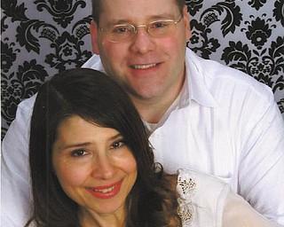 Barbara Florjancic and Mark Loomis