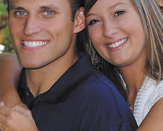 Tyler Boyle and Rachel Stanwood