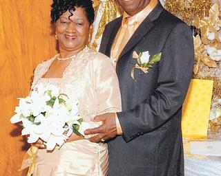 Mr. and Mrs. Jesse Thomas