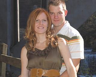 Melissa Toro and Mathew Bisker