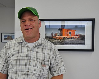 Troy Young, salesman in Fort Worth Texas, discusses the economic boost brought by the oil and gas industry.