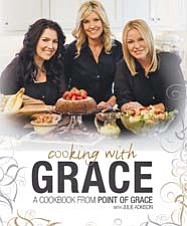Point of Grace's cookbook