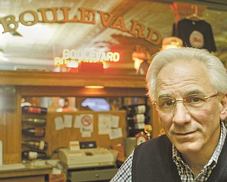 The Boulevard Tavern's owner, Nick Petrella, 65, who was known for greeting each customer with a smile, died of an apparent heart attack Wednesday night. The Boulevard Tavern on Southern Boulevard is marking its 75th year, and Petrella was looking ahead to retirement.