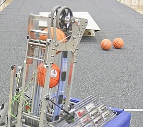 Warren G. Harding High School's robotics team — Delphi ELITE — won the chairman's award at its competition in Pittsburgh last month and will compete in St. Louis next week.