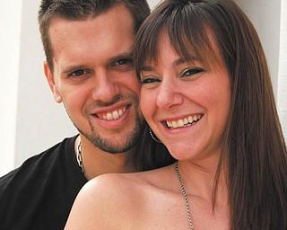 Scott Keene and Ashley Ambrosia
