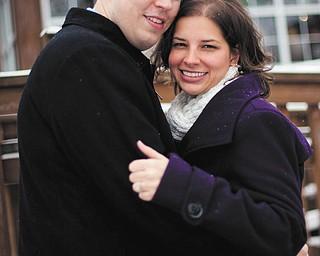 Joshua Crissman and Jessica Bayer