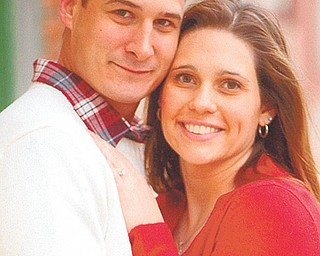 Brandon Spickler and Natalie Herter