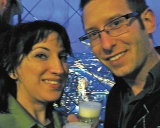 Elise M. Kraiosky and Nicholas Stanko
