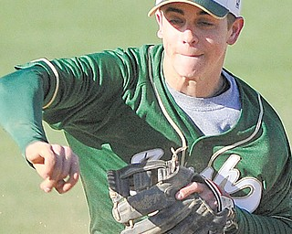 JOEL HAKE <br> Ursuline second baseman