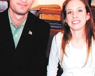 Jordan Newland and Danielle Odstrecilek