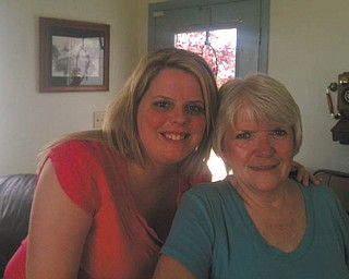 Although they're not mother and daughter by blood, Kira Ramsey of Salem says her mother-in-law, Karen Grittie of North Jackson is wonderful and amazing. They do everything together, from volunteering to shopping, and have a great time doing so.