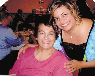 """""""It is nice having a mother from an older generation, because it gives me a perspective that has since been long forgotten in our 'quick-paced lives,'"""" says 39-year-old Carla Mattiussi of her mother, 79-year-old Eileen Mattiussi, both of Austintown. """"She has a wisdom that makes her special, and I keep her young,"""" Carla says."""
