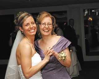 """""""Over the years, as I have grown into adulthood and now into motherhood, my mother has gone from being my mother to a best friend and confidante. In addition, I love seeing her be a grandmother to my son and share in watching him grow,"""" writes Jennifer Good of Canfield, about her mother, Diane Walsh."""
