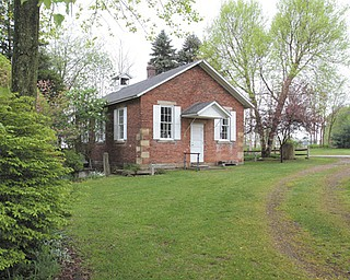 The Caldwell one-room schoolhouse, just north of Mercer, Pa., closed in 1960 but was reopened in 1962 by the Mercer County Historical Society as a museum. It was the last one-room schoolhouse in the county.