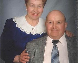 Mr. and Mrs. Joseph Bartos