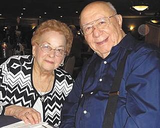 Judge and Mrs. Joseph Donofrio