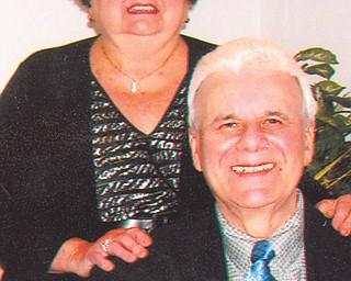Mr. and Mrs. Anthony Frattaroli